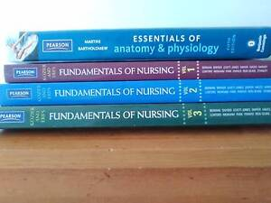 Fundamentals of Nursing Books Bass Hill Bankstown Area Preview