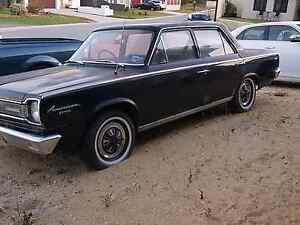 1966 Rambler American Sedan Munster Cockburn Area Preview