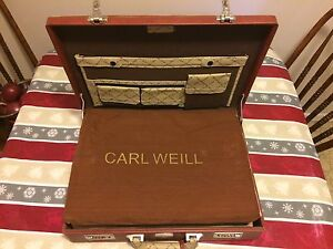 Carl Weill – Riviere 78 Pc Flatware Set With Briefcase