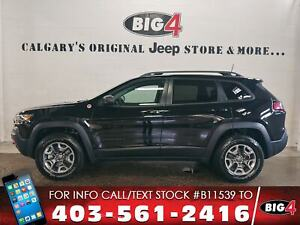 2019 Jeep Cherokee Trailhawk L Plus   Pano roof   Nappa Leather