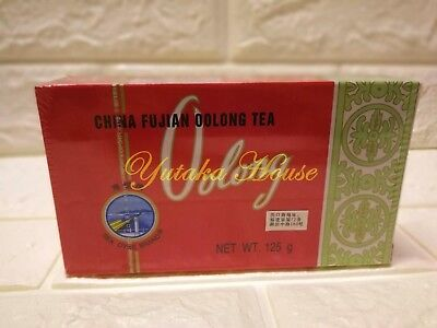 - Sea Dyke China Fujian Oolong Loose Tea - NET WT 125 g