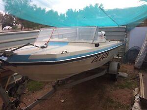 14ft pride ski/fishing boat Solomontown Port Pirie City Preview