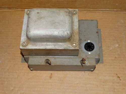 1 x 1950s Hammond S-6 tube organ power supply transformer, AO-27-J(8 Available)