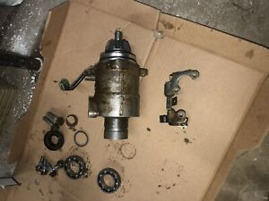 Honda front differential 4x4 actuator/parts