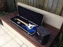 Electric Guitar, case and amp package Terrigal Gosford Area Preview
