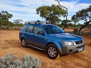 2006 Ford Territory Wagon Kununurra East Kimberley Area Preview