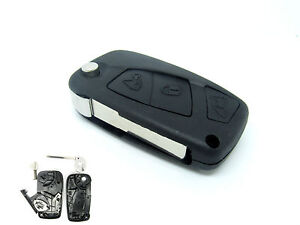 for fiat punto idea stilo bravo ducato remote key fob case battery terminals ebay. Black Bedroom Furniture Sets. Home Design Ideas