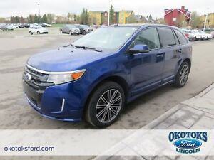 2013 Ford Edge Sport Clean Carproof, 3.7L V6 duratec engine,...