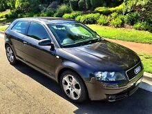 2005 Audi A3 Hatch, Ambition, Sunroof, Low KM, full service, BARGAIN Baulkham Hills The Hills District Preview