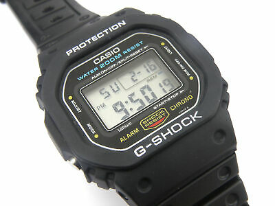 Vintage Gents CASIO G-Shock DW-5600C Watch - 200m