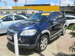 2010 Holden Captiva LX TURBO DIESEL 7 SEATER Automatic SUV Westcourt Cairns City Preview