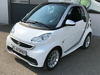 Smart fortwo coupe MHD Pano Klima Sitz