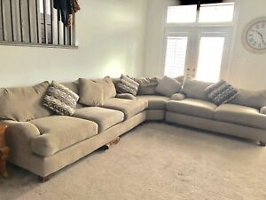 LARGE SECTIONAl COUCH MOVING SALE