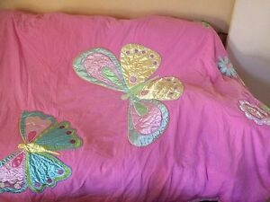 Girls Adairs Quilt cover and coverlet set  double Redcliffe Redcliffe Area Preview