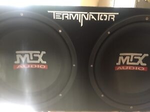 12 inch subs with box