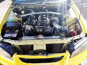 Nissan Skyline R34 GTT RB25DET NEO ENGINE makes 350kwt Epping Whittlesea Area Preview