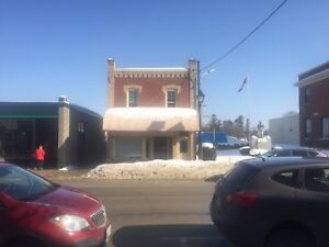 Commercial space available downtown Wiarton