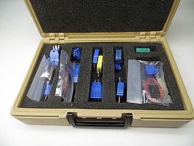 Mixed Lot Omega Thermocouples W Case