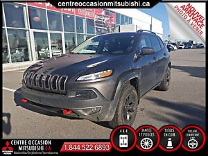 "Jeep Cherokee Trailhawk 2017,4X4, MAGS 17"", HITCH 2"""