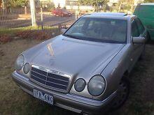 1998 Mercedes Benz -E320 Jacana Hume Area Preview