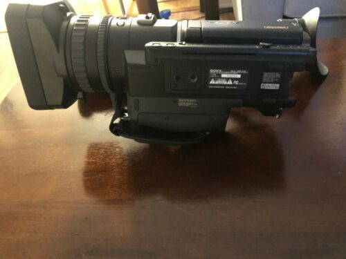 Sony Professional Digital HD Video Camera