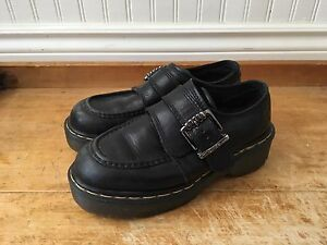 90s Goth Doc Martens Shoes