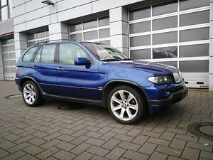 BMW Baureihe X5 4.8is Exclusive Sport