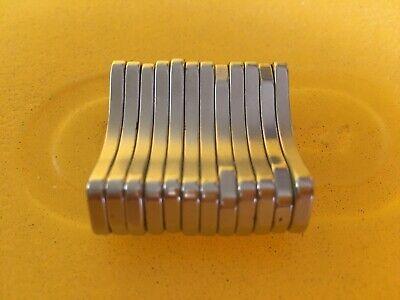 Lot Of 12 Medium Neodymium Rare Earth Hard Drive Magnet