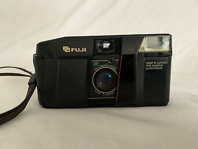 Fujifilm DL-300 Point and Shoot Camera 35mm 2.8