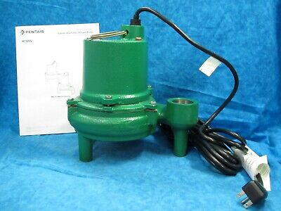 New Pentair Myers Submersible Effluent Pump Me3f-21