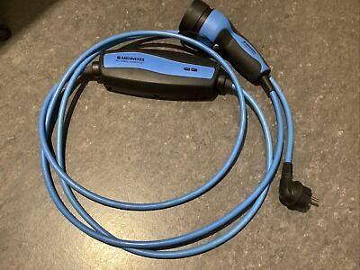 NEU - Ladekabel - Mennekes Mode 2 Typ 2 13A VDE 4 Meter - 35201100001