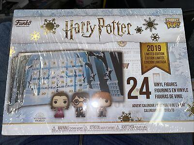 Funko Harry Potter Advent Calendar ~ 2019 Limited Edition ~ 24 Pocket Pops ~ NEW