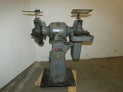 Cincinnati Double End Grinder Model 103 Type Wca