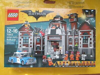 The LEGO Batman Movie Arkham Asylum 2016 (70912) - New & Sealed