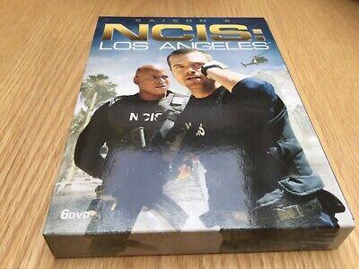"DVD Coffret ""NCIS LOS ANGELES"" SAISON 2"