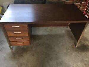 Desk-  Free To Good Home Peakhurst Hurstville Area Preview