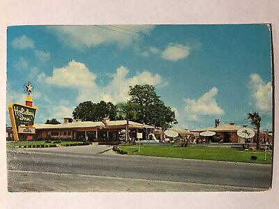 Holiday Inn, Williston, Florida FL Postcard - Postmarked January 28, (January 28 Holiday)