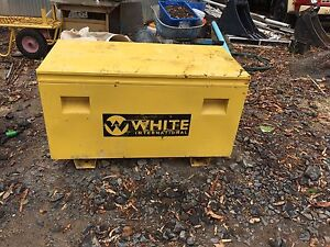 Lockable tool box worth $600.00 priced to sell at $300.00 Balhannah Adelaide Hills Preview
