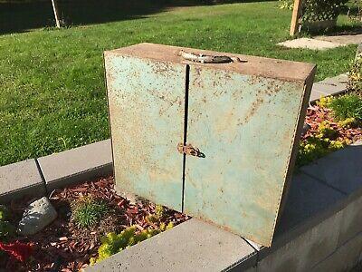 Lapine Metal Cabinet