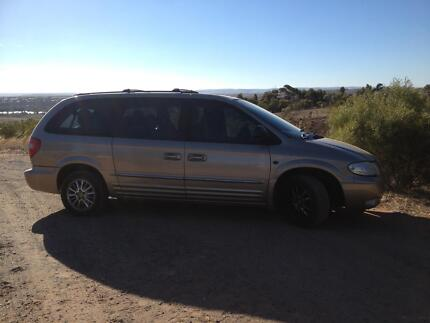 2002 Chrysler Grand Voyager Wagon Mannum Mid Murray Preview