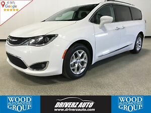 2017 Chrysler Pacifica Touring-L Plus 8 PASSENGER, LEATHER, B...
