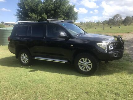 Toyota Land Cruiser 2009 GXL VDJ200R Chatsworth Gympie Area Preview