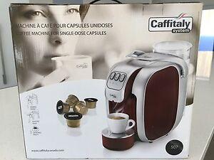 Machine à café - capsules / NEUVE