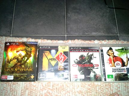 4× Ps3 Games Clifton Beach Cairns City Preview