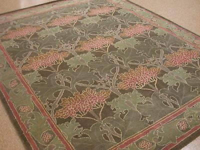 - Persian William Morris 2.5x9 3x5 5X8 8X10 9X12 ART and Craft wool area rugs CCL8
