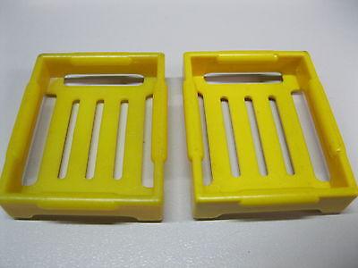 Gelbe laden , Behälter , Körbe