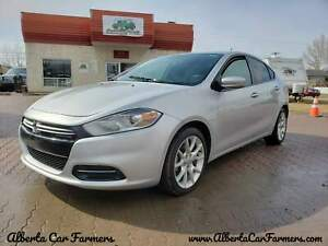 * 2013 DODGE DART SXT AUTOMATIC, WARRANTY AND INSPECTION INC * S