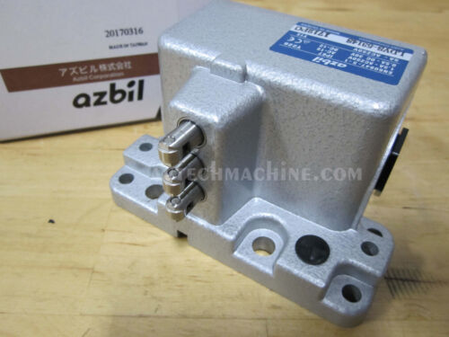Azbil Limit Switch With 3 Plunger LDVS-5314S