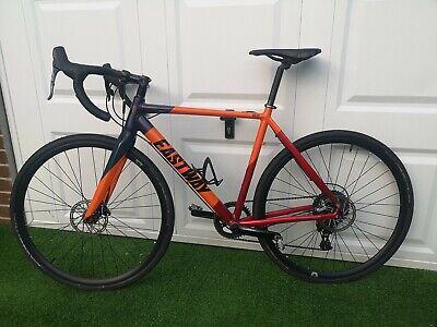 Eastway Balun C1 Cyclocross CX Gravel Bike SRAM Apex Force Tubeless 700c 1x