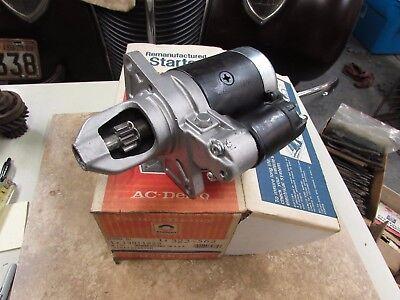 NORS GM Starter Motor - #19011829 or 323-563